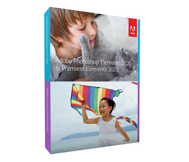 Adobe Photoshop & Premiere Elements 2020 WIN [PL] - 523802 - zdjęcie