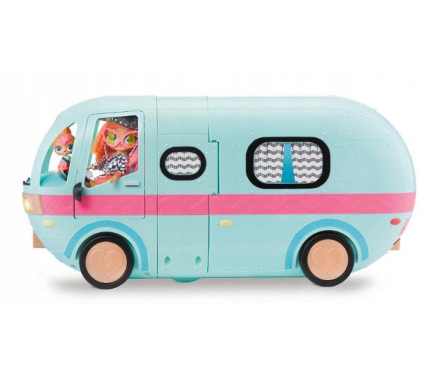 MGA Entertainment L.O.L Surprise Glamper Kamper 2w1 - 525015 - zdjęcie 2