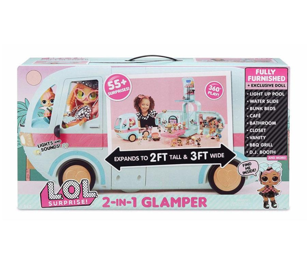 MGA Entertainment L.O.L Surprise Glamper Kamper 2w1 - 525015 - zdjęcie 4