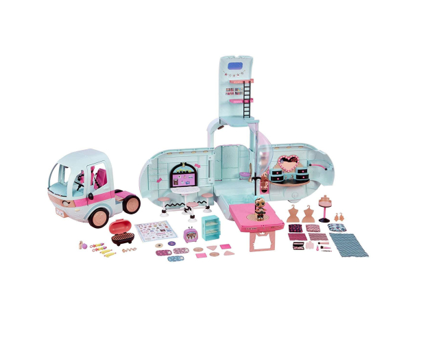 MGA Entertainment L.O.L Surprise Glamper Kamper 2w1 - 525015 - zdjęcie