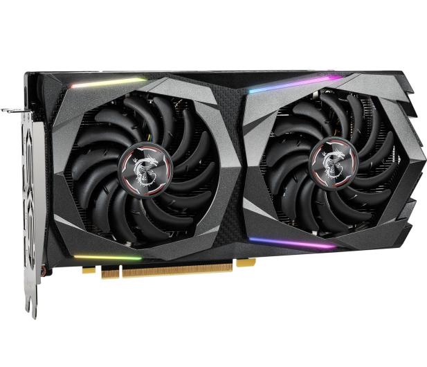 MSI GeForce GTX 1660 SUPER GAMING X 6GB GDDR6 - 520235 - zdjęcie 2