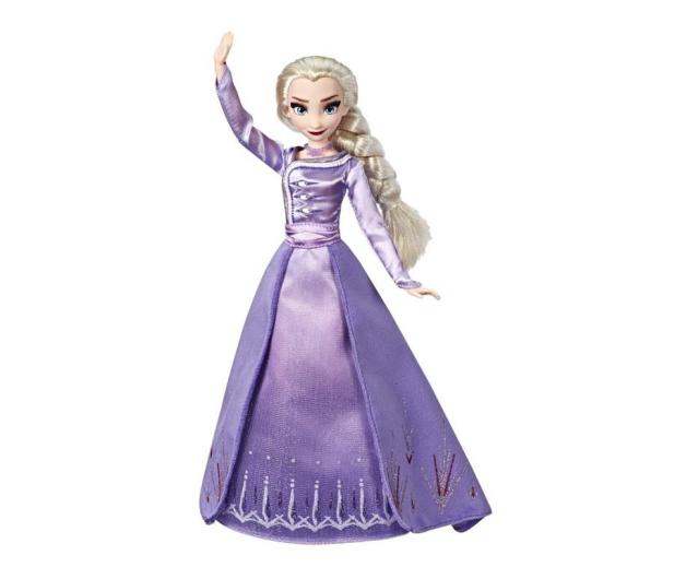 Hasbro Disney Frozen 2 Elsa z Arendelle w sukni deluxe - 525042 - zdjęcie