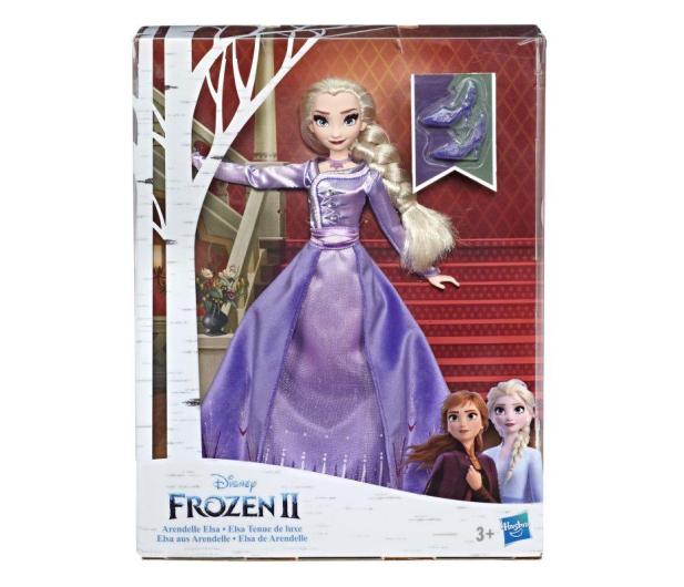 Hasbro Disney Frozen 2 Elsa z Arendelle w sukni deluxe - 525042 - zdjęcie 2