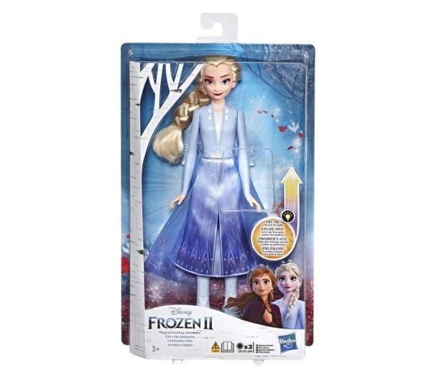Hasbro Disney Frozen 2 Świecąca Elsa - 525040 - zdjęcie 3