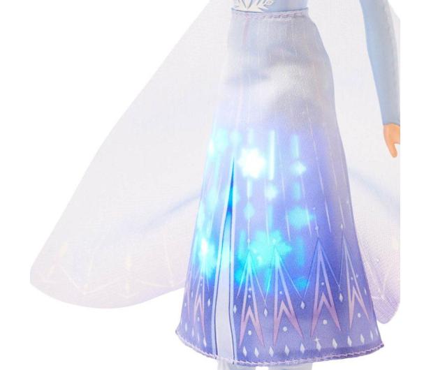 Hasbro Disney Frozen 2 Świecąca Elsa - 525040 - zdjęcie 2