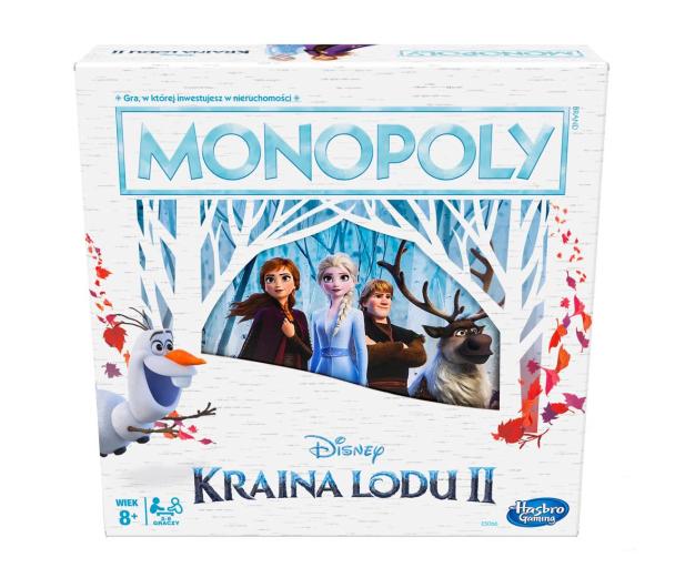Hasbro Monopoly Frozen 2 - 511808 - zdjęcie