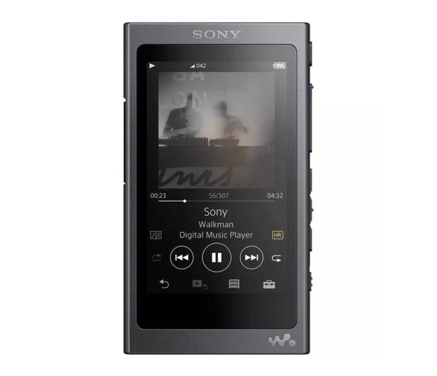 Sony Walkman NW-A45 Czarny - 525286 - zdjęcie