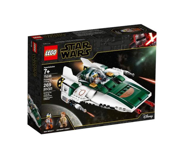 LEGO Star Wars Myśliwiec A-Wing Ruchu Oporu - 519793 - zdjęcie