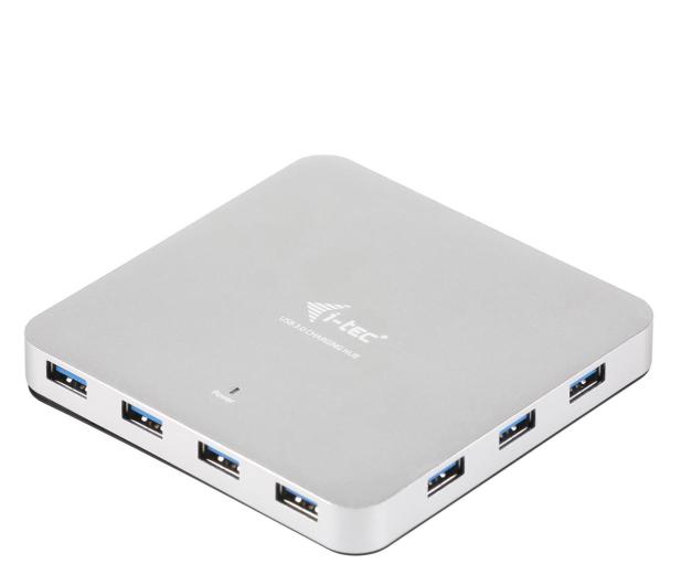 i-tec Hub USB - 10x USB (Ładowanie) - 518404 - zdjęcie