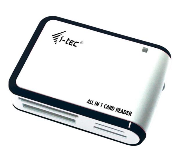 i-tec USB 2.0 (15 w 1) - 503654 - zdjęcie