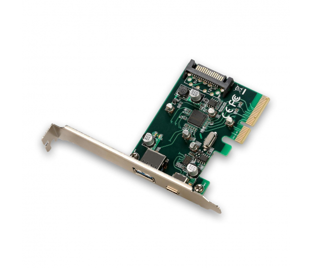 i-tec Adapter PCIe - USB-C, USB, SATA - 518549 - zdjęcie 2