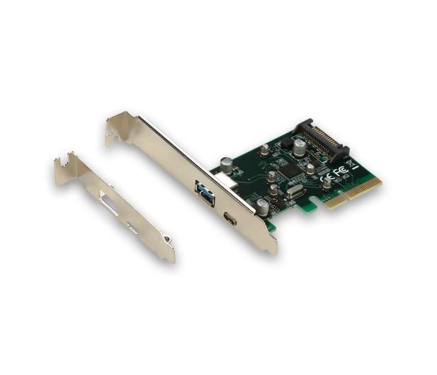 i-tec Adapter PCIe - USB-C, USB, SATA - 518549 - zdjęcie 3