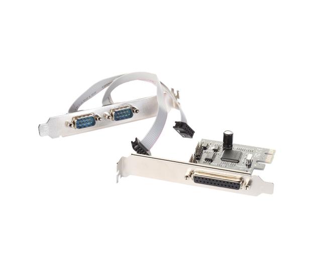 i-tec Kontroler PCI-E - 2x RS232, LPT - 518551 - zdjęcie 2
