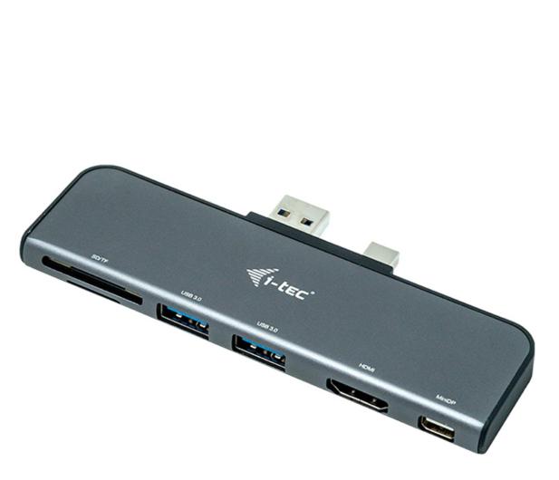 i-tec USB/miniDisplayPort - HDMI, miniDisplayPort, USB - 518245 - zdjęcie