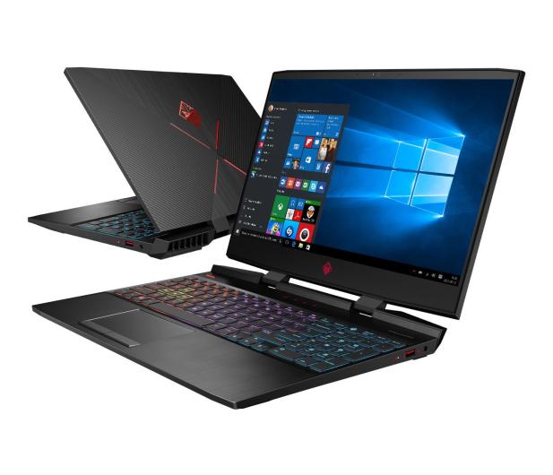 HP OMEN 15 i5-9300H/16GB/512/Win10x GTX1660Ti 144Hz - 519281 - zdjęcie