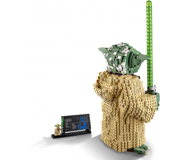 LEGO Star Wars Yoda - 519812 - zdjęcie 3