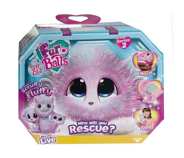 TM Toys Fur Balls Candy Floss - 518768 - zdjęcie