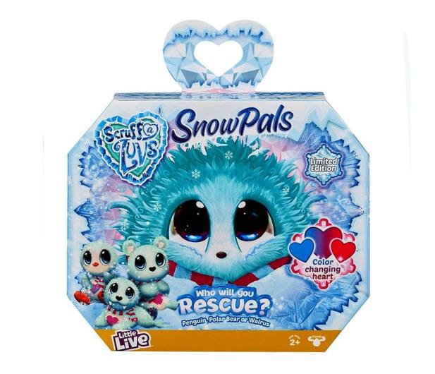 TM Toys Fur Balls Snow Pals - 518769 - zdjęcie