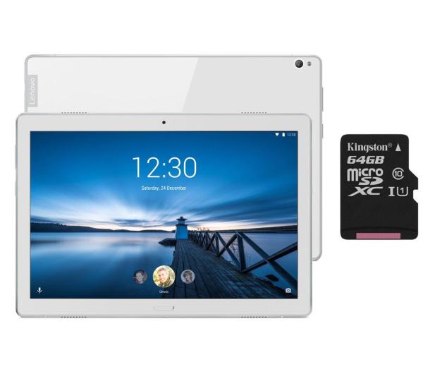 Lenovo TAB P10 QS450/3GB/96GB/Android 8.1 LTE Biały - 525414 - zdjęcie