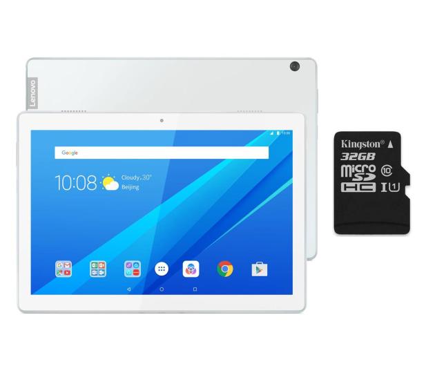 Lenovo TAB M10 QS450/2GB/48GB/Android 8.0 LTE Biały  - 481369 - zdjęcie