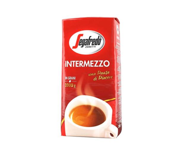 Segafredo Intermezzo 1 kg kawa ziarnista - 526000 - zdjęcie