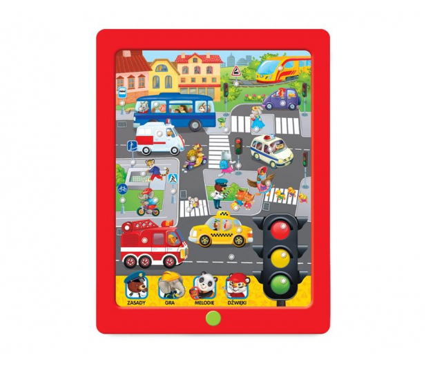Dumel Discovery Tablet Bezpieczeństwo na drodze 10168 - 525843 - zdjęcie