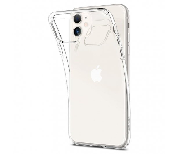 Spigen Liquid Crystal do iPhone 11 Clear  - 519928 - zdjęcie 2