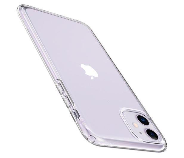 Spigen Liquid Crystal do iPhone 11 Clear  - 519928 - zdjęcie 6