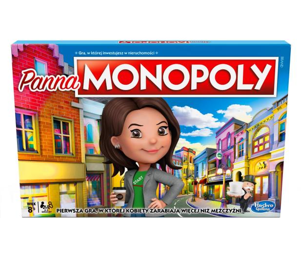Hasbro Panna Monopoly - 511804 - zdjęcie