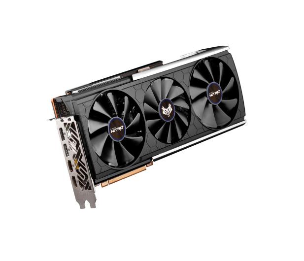 Sapphire Radeon RX 5700 XT NITRO+ 8GB GDDR6 - 520228 - zdjęcie 4