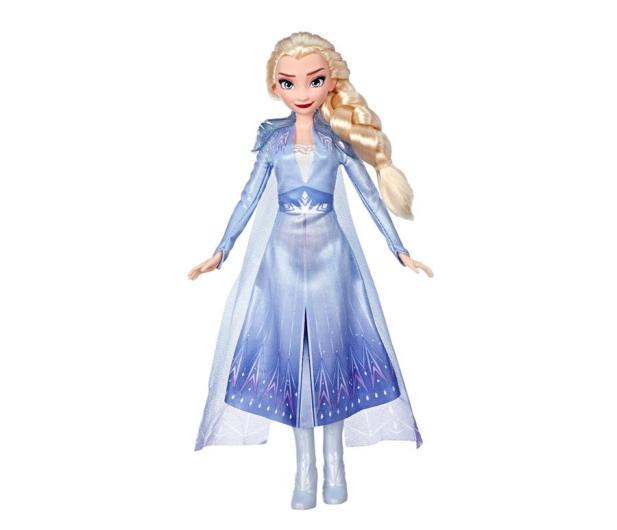 Hasbro Disney Frozen 2 Lalka Klasyczna Elsa - 518953 - zdjęcie