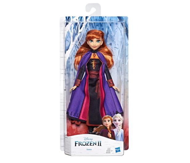 Hasbro Disney Frozen 2 Lalka Klasyczna Anna - 520926 - zdjęcie 2