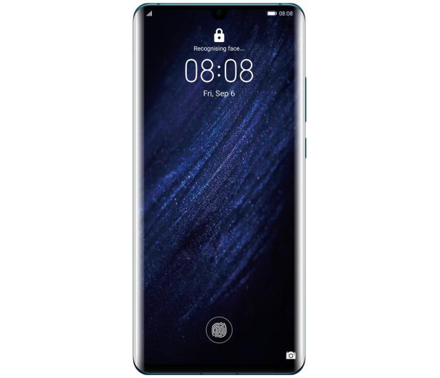 Huawei P30 Pro 128GB Morski Błękit - 520947 - zdjęcie 3