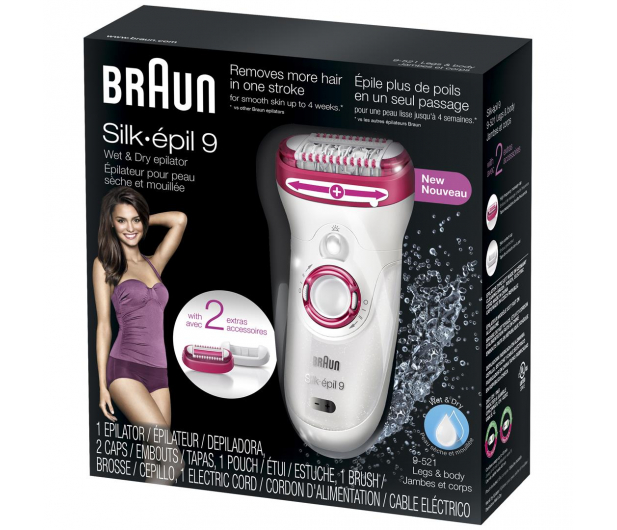 Braun Silk-épil 9 9521 - 520390 - zdjęcie 4