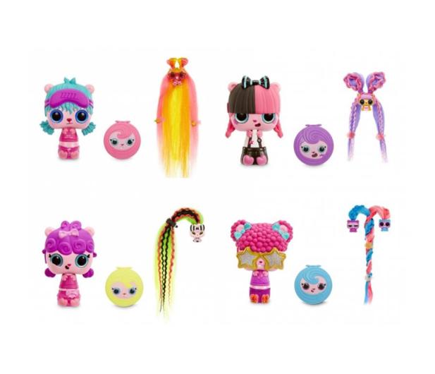 MGA Entertainment Pop Pop Hair Surprise - 520695 - zdjęcie 4