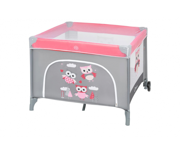 Lionelo Stella Pink Owls - 485987 - zdjęcie 3