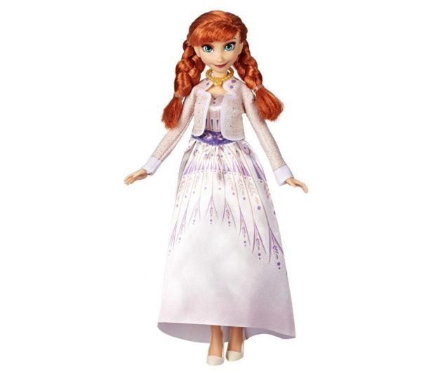 Hasbro Frozen 2 Stylowa lalka Anna +  ubranka - 518944 - zdjęcie 2