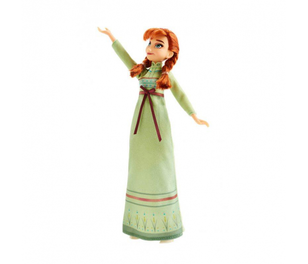 Hasbro Frozen 2 Stylowa lalka Anna +  ubranka - 518944 - zdjęcie 3