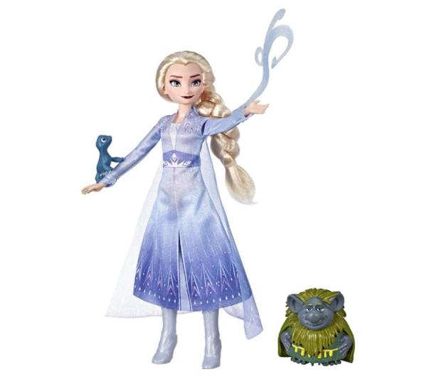 Hasbro  Disney Frozen 2 Elsa i Pabbie - 518943 - zdjęcie