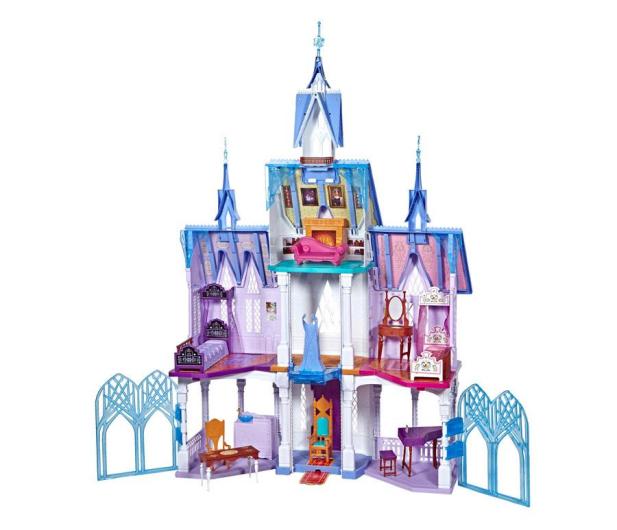 Hasbro Disney Frozen 2 Zamek Arendelle Kraina Lodu - 516732 - zdjęcie