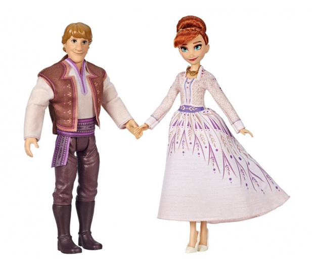 Hasbro Disney Frozen 2 Anna i Kristoff - 518954 - zdjęcie