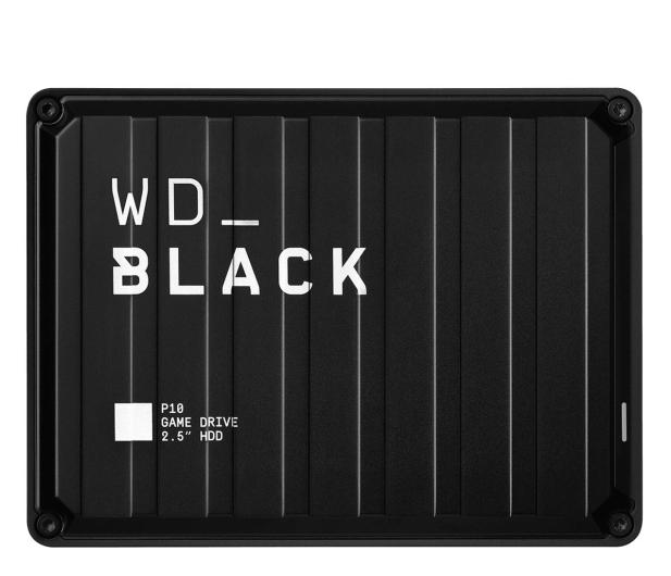 WD Black P10 Game Drive 5TB USB 3.0 - 526729 - zdjęcie