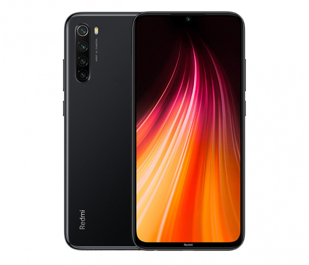 Xiaomi Redmi Note 8T 4/64GB Moonshadow Grey - 527784 - zdjęcie
