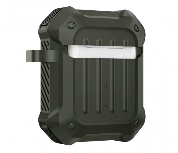 Spigen Tough Armor do Apple Airpods zielone - 527226 - zdjęcie 2