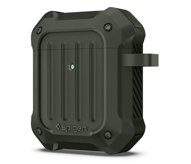 Spigen Tough Armor do Apple Airpods zielone - 527226 - zdjęcie