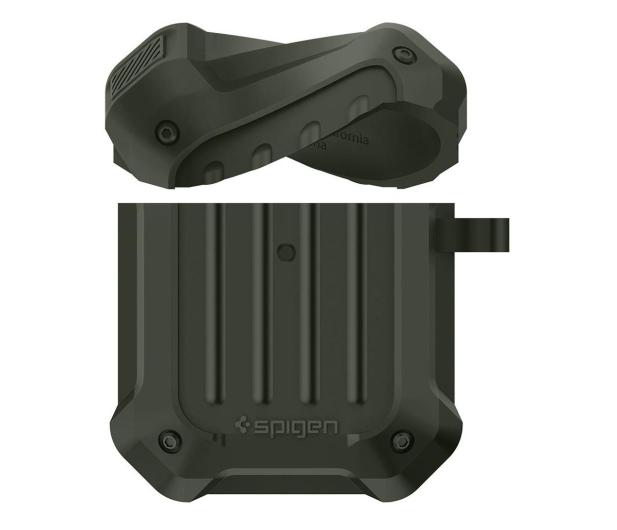 Spigen Tough Armor do Apple Airpods zielone - 527226 - zdjęcie 6