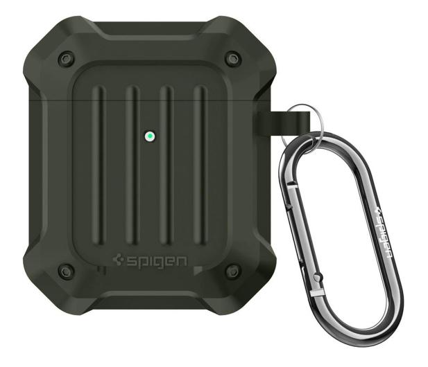 Spigen Tough Armor do Apple Airpods zielone - 527226 - zdjęcie 4