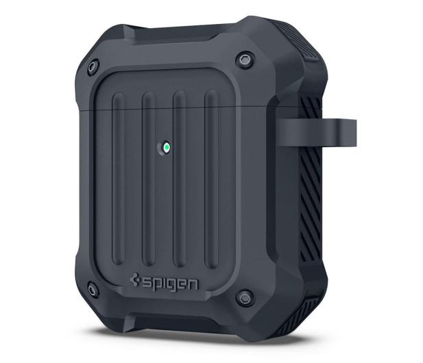 Spigen Tough Armor do Apple Airpods grafitowe - 527227 - zdjęcie