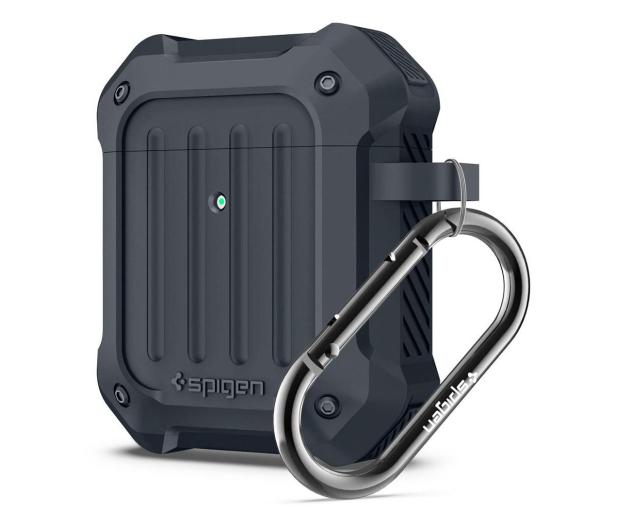 Spigen Tough Armor do Apple Airpods grafitowe - 527227 - zdjęcie 5