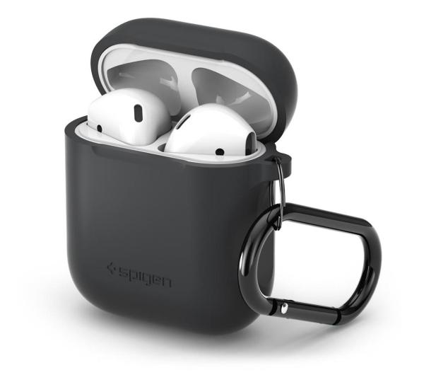 Spigen Apple Airpods case grafitowy - 527230 - zdjęcie 5